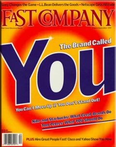 The brand called you