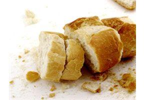 Comer siempre pan duro
