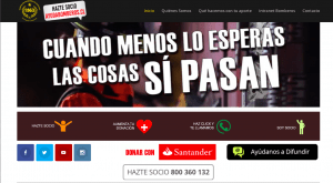 Ayuda Bomberos Cl