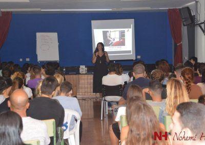 Charla en Instituto Secundaria y FP LILA- Gran canaria