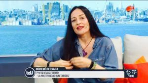 Entrevista en TV Montevideo