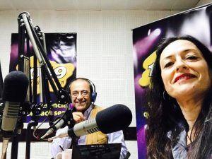 Entrevista en radio Montevideo