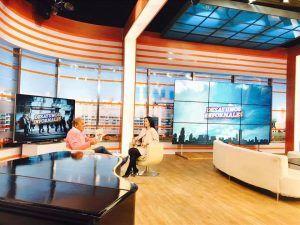 Entrevista en TV Uruguay