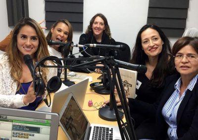 Programa Las Mujeres de la RAdio #RAdioNacional