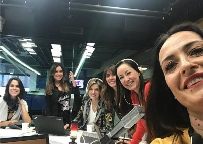 PROGRAMA RADIO AGENDA EN TACONES