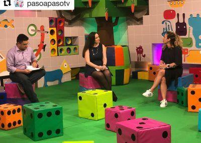 PROGRAMA PASO A PASO TV MEDELLÍN