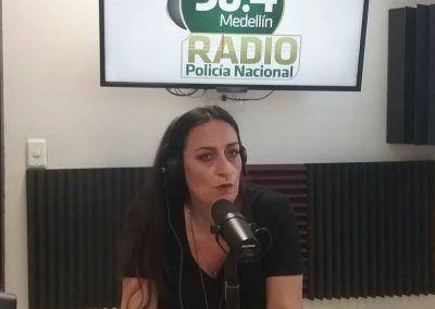 ENTREVISTA EN RADIO MEDELLÍN