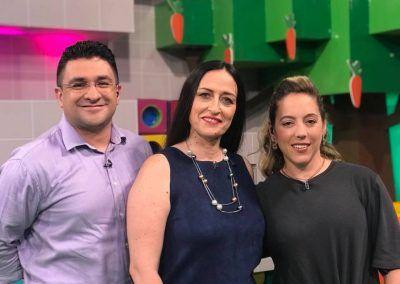 NOHEMI HERVADA EN PROGRAMA PASO A PASO-TV MEDELLÍN